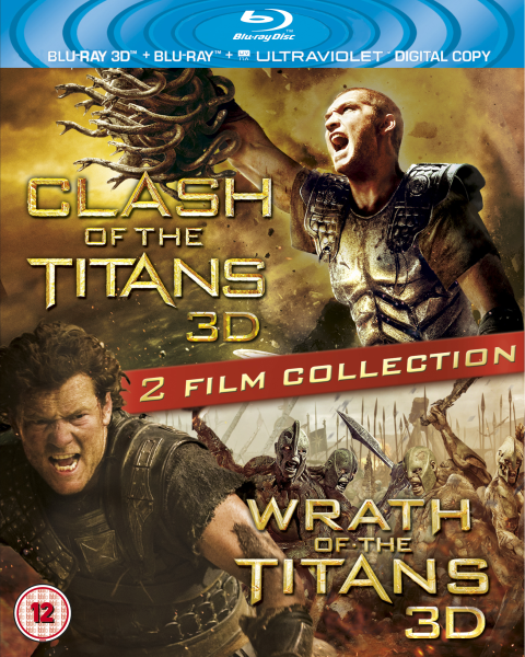 Clash Of The Titans / Wrath Of The Titans Release Date