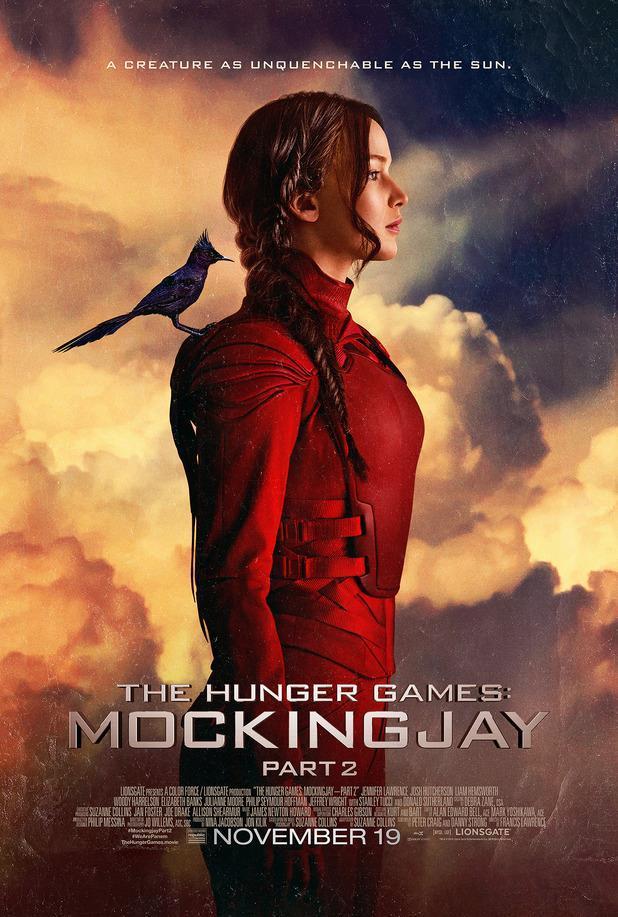 Mockingjay release date